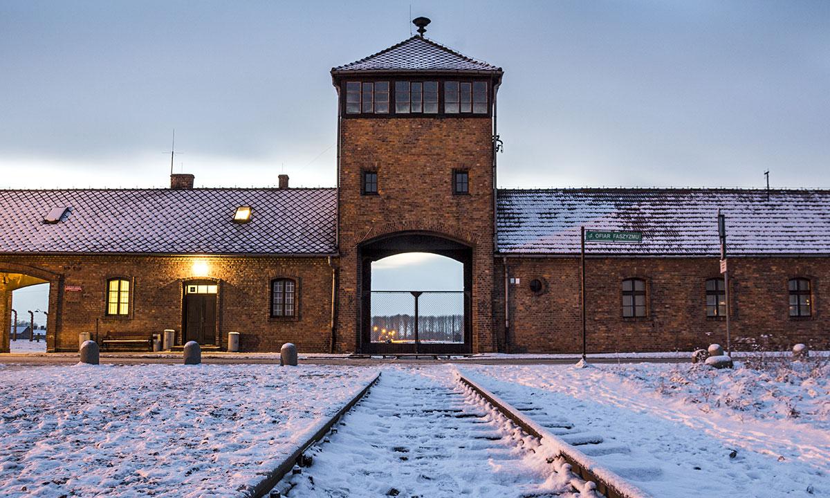 Oświęcimski wagon, z KL Auschwitz, na sprzedaż