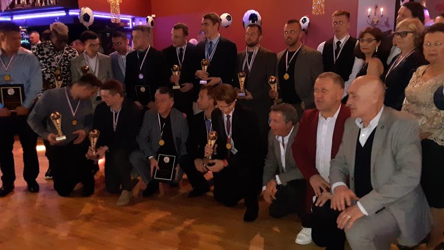 Złota Jedenastka Polonii - Bal Sportowy ZPKP w New Jersey