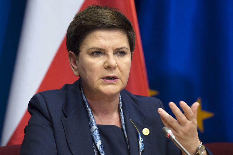 Dworcowe biuro europosłanki i parlamentarzystów Prawa i Sprawiedliwości