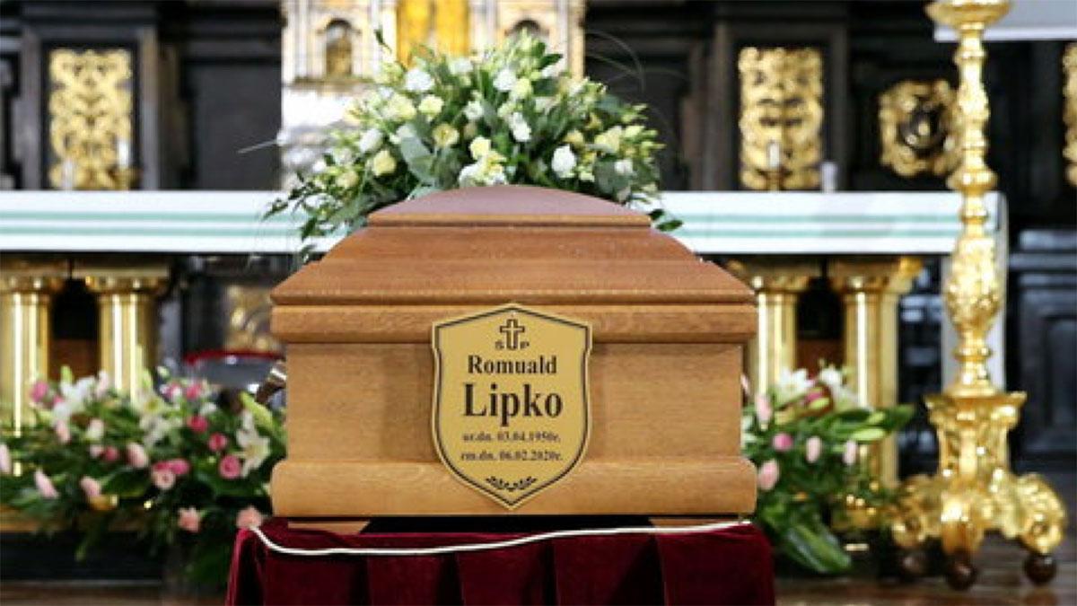 Ostatnia droga Romualda Lipki, lidera Budki Suflera