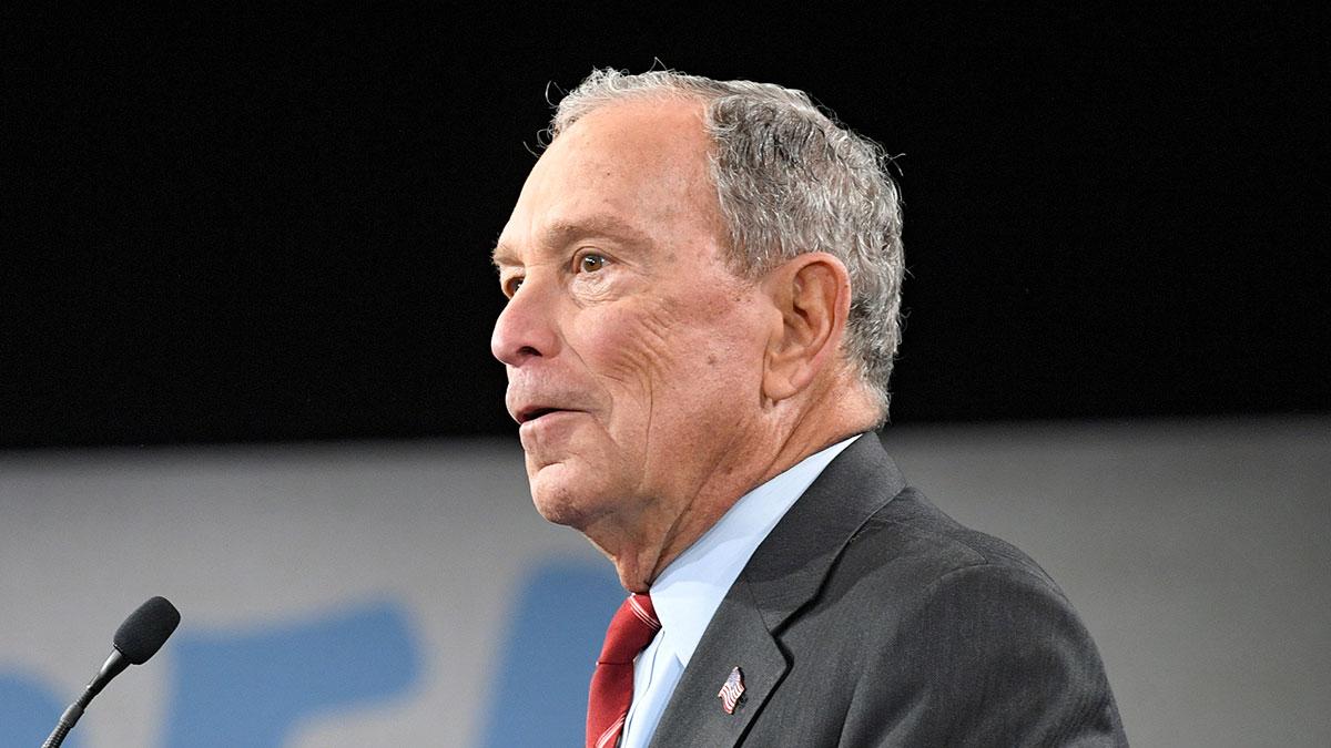 Amerykańscy burmistrzowie chcą Bloomberga na prezydenta
