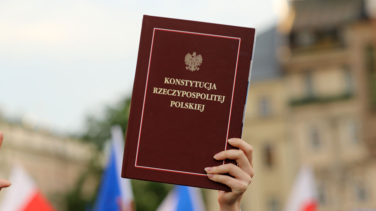 Konstytucja RP ważniejsza od prawa UE
