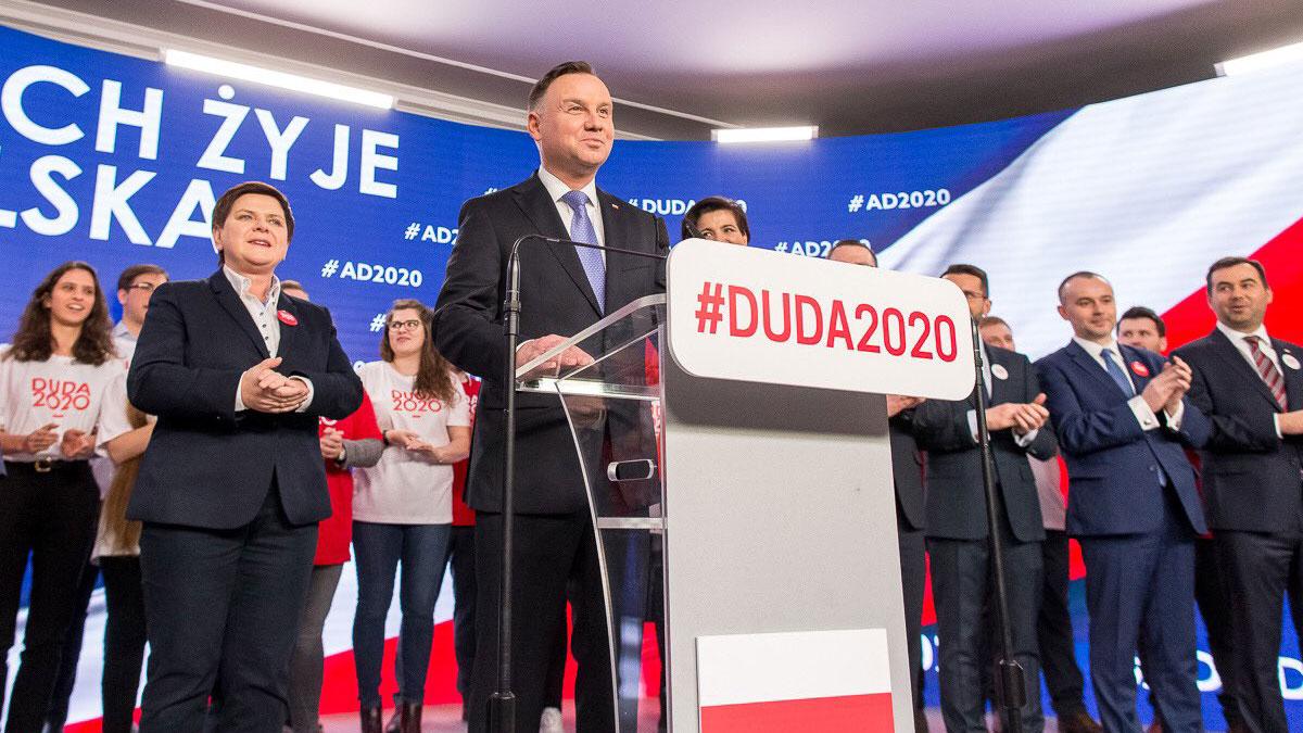 skład sztabu wyborczego 2020 prezydenta polski