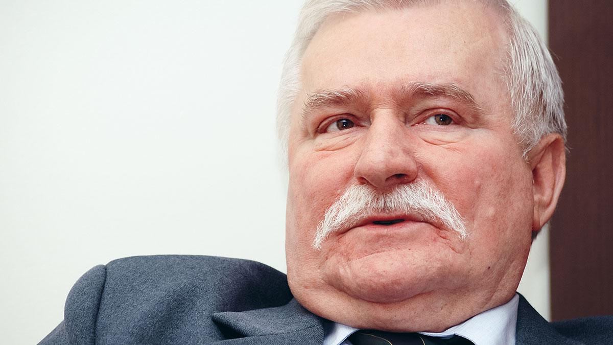 Niehonorowy były Prezydent RP Lech Wałęsa