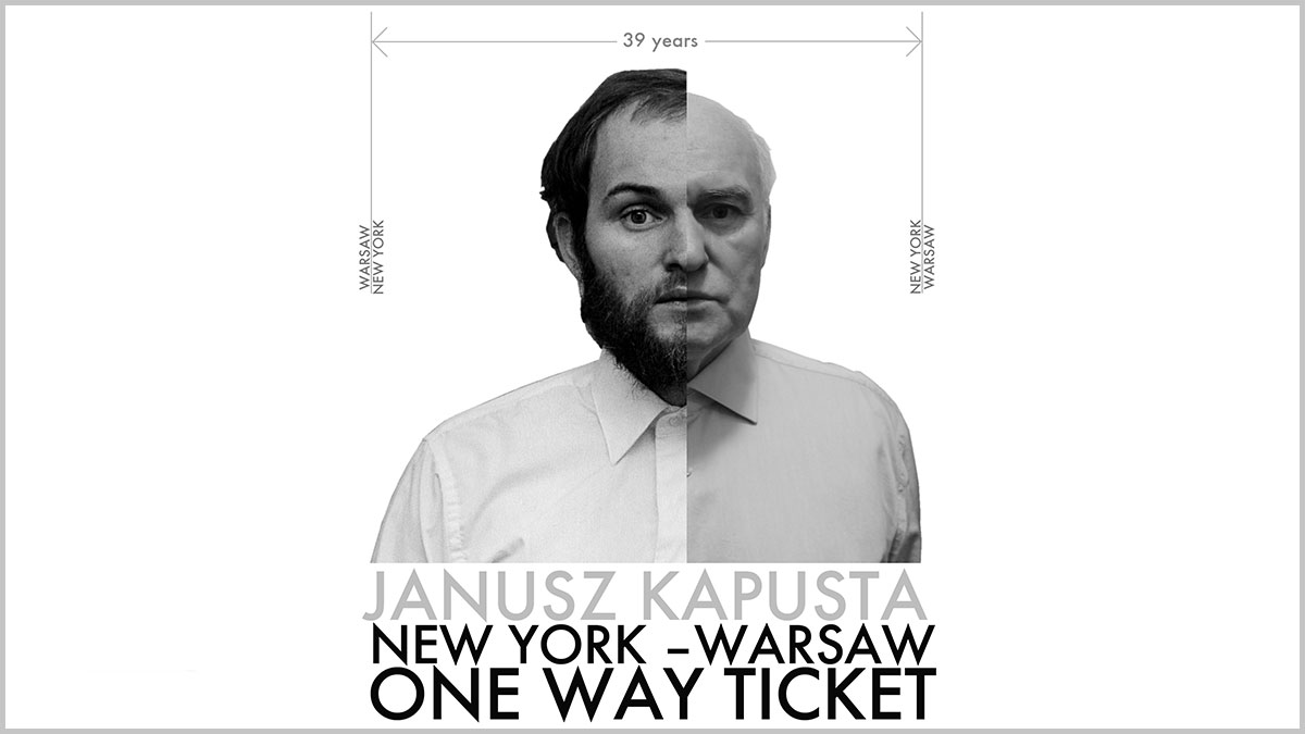 """Janusz Kapusta: """"Zawsze w życiu uważałem, że najważniejsi są ludzie"""""""