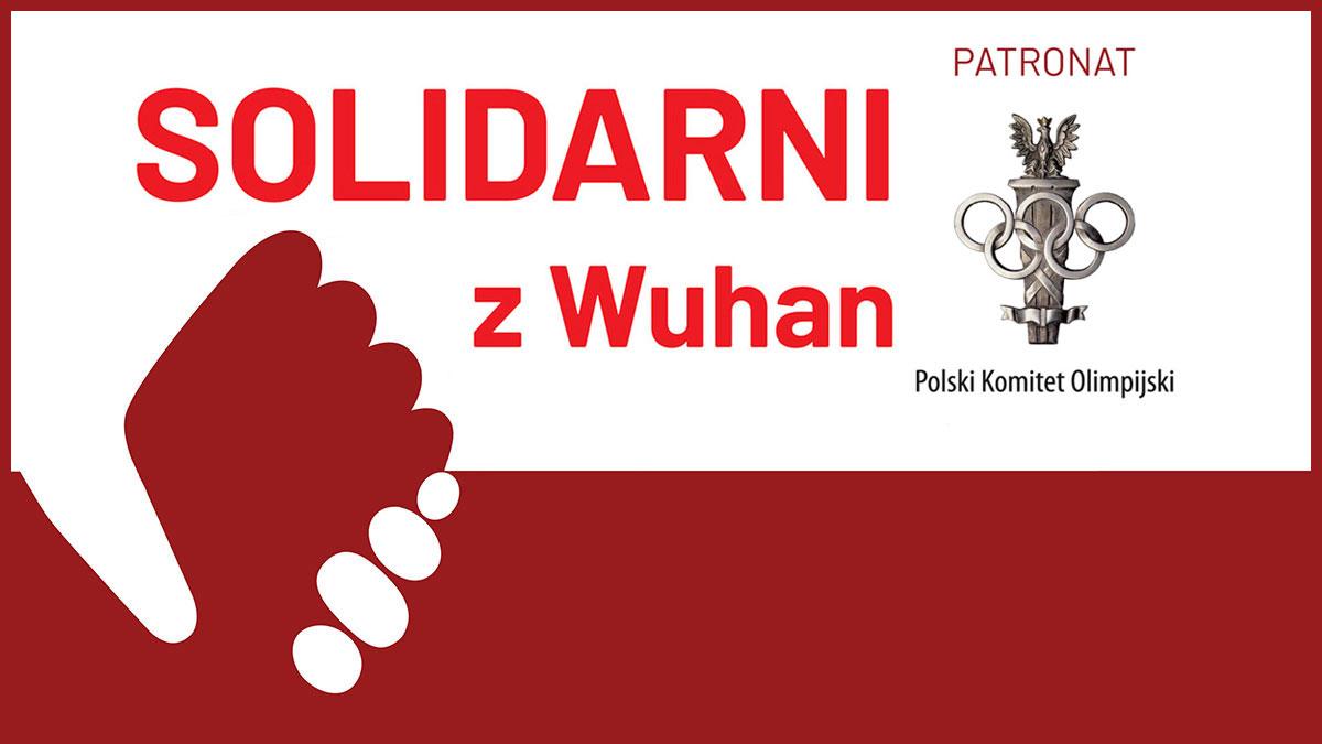 """Polski Komitet Olimpijski patronem koncertu  """"Solidarni z Wuhan"""""""