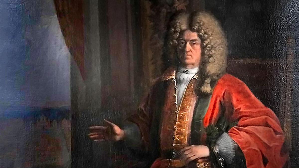 Jan Dobrogost (Bonawentura) Krasiński - referendarz koronny