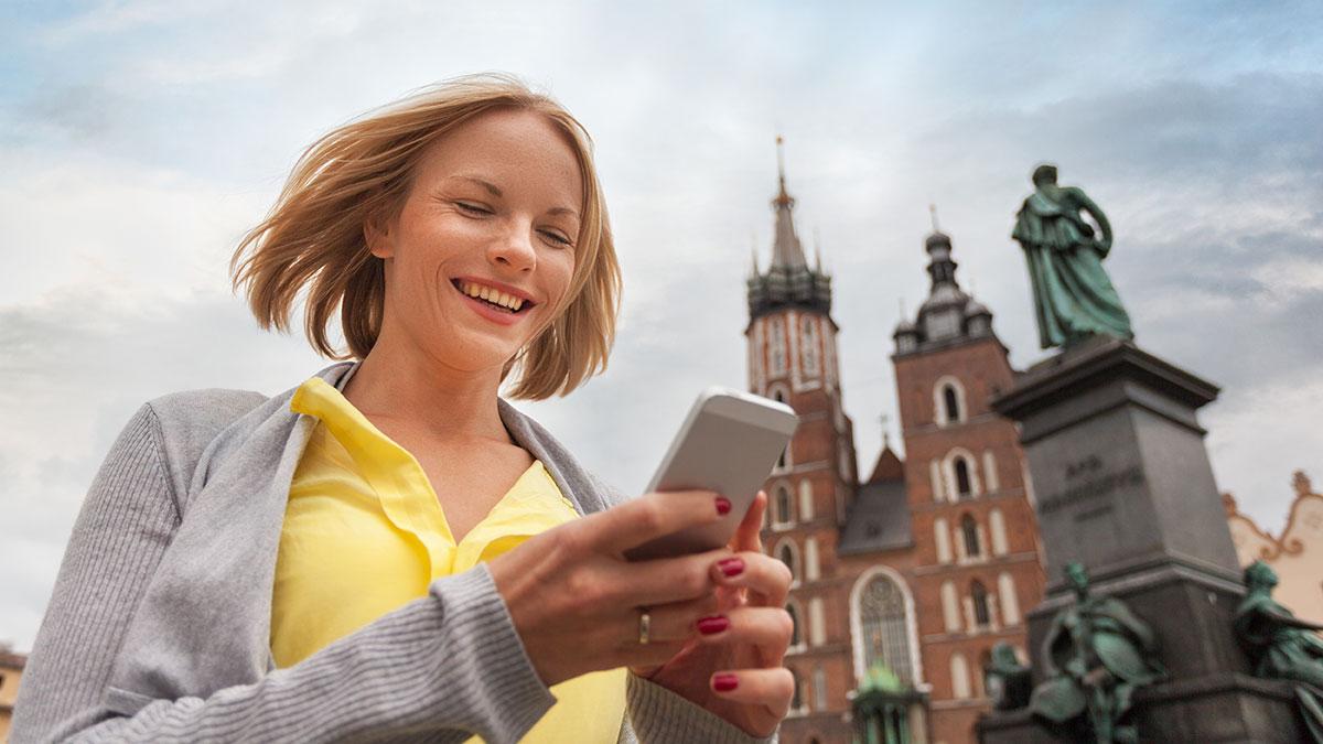 Respect Kraków turysto