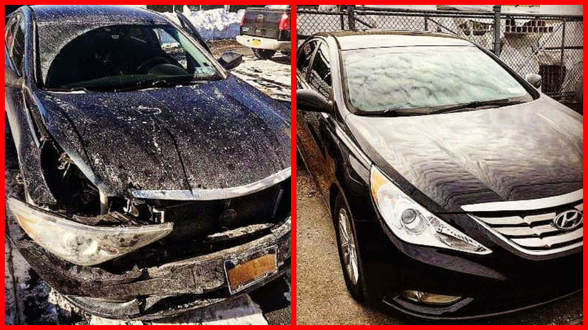 Auto Body & Collision Services on Long Island, NY - Dentbuster Auto Body