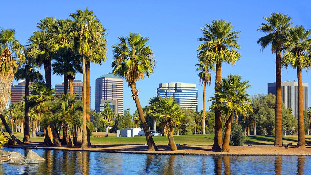 AZ: Danusia Laguna, agent nieruchomości, zaprasza do słonecznej Arizony