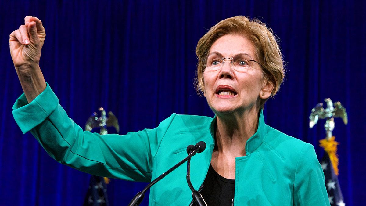 Elizabeth Warren kończy kampanię wyborczą