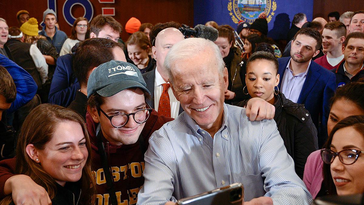 Joe Biden faworytem demokratów. Co to oznacza dla Polski jak zostanie prezydentem?