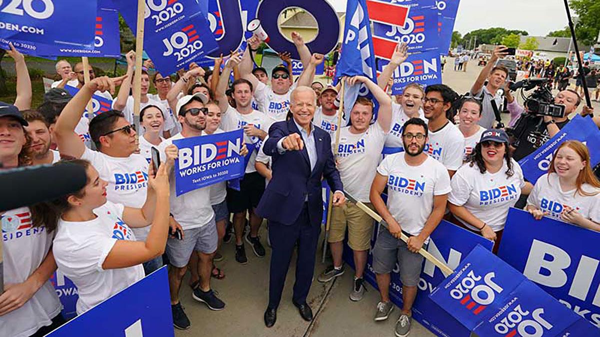 Biden niespodziewanie wygrywa Super Tuesday!