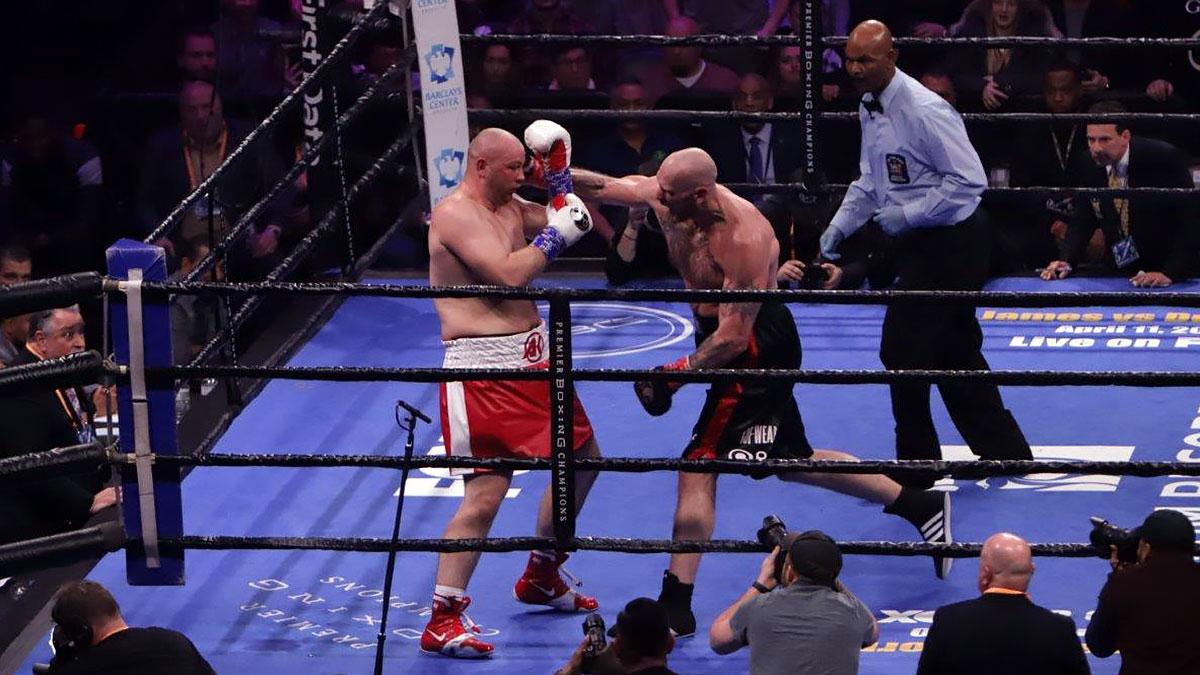 "Kownacki: ""It wasn't my night"". Fight Quotes, Stats & Score: Kownacki vs. Helenius"