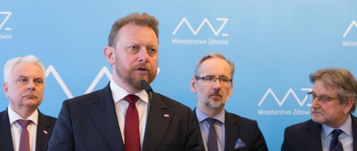 W poniedziałek potwierdzono nowe przypadki koronawirusa w Polsce