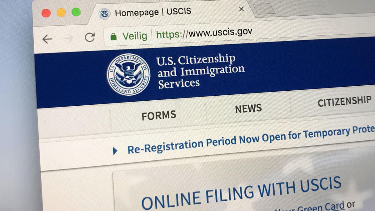 US Citizenship & Immigration Services is Suspending in-Person Services