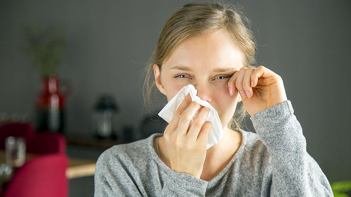 Jak odróżnić objawy koronawirusa od alergii