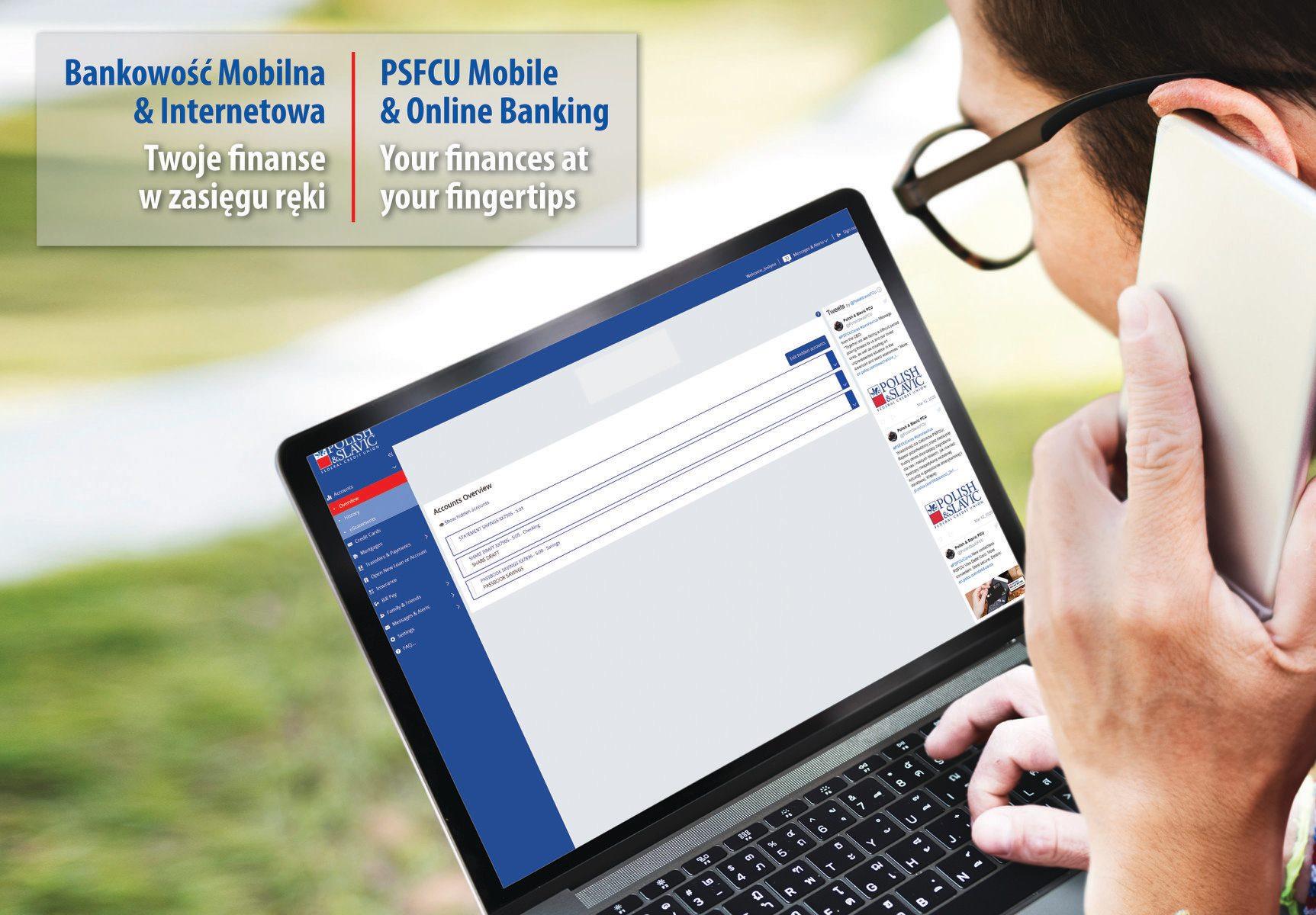 Komunikat PSFCU: Zmiana warunków i czasu pracy w oddziałach Naszej Unii