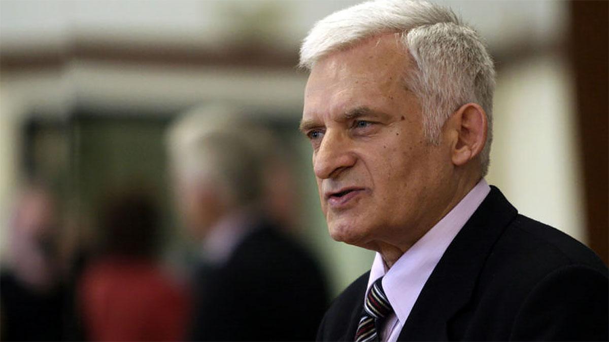 Jerzy Buzek o polityce i etyce w czasie epidemii koronowirusa