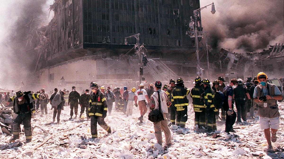 """Pomoc dla ofiar ataku na WTC, 9/11, z funduszu kompensacyjnego """"911 VCF"""" - Zadroga"""