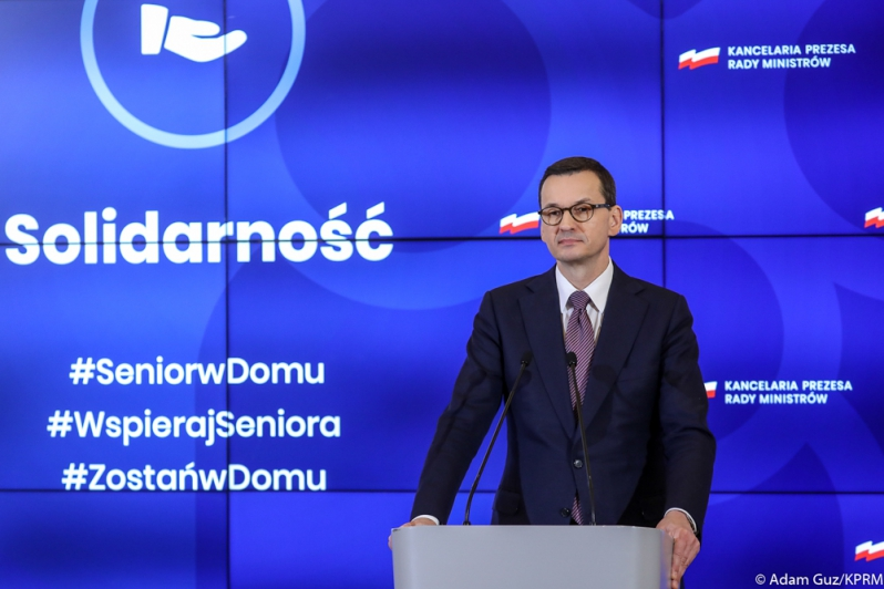 W Polsce kolejne ograniczenia dotyczące zgromadzeń