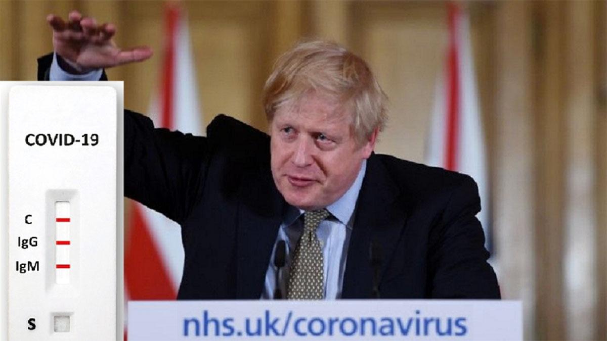 Anglia stawia na szybki test obecności przeciwciał koronawirusa we krwi. Polska... się namyśla