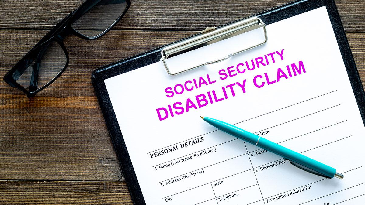 Zasiłek inwalidzki z tytułu ubezpieczenia społecznego SSDB. Odszkodowania NY - część 4