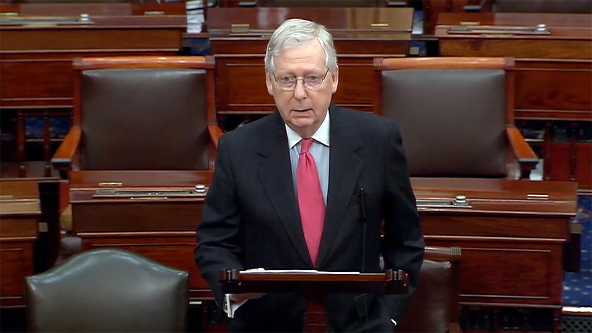 Senat USA przegłosował pakiet stymulacyjny na czas epidemii koronawirusa