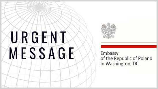 Emergency Contact & Useful Information for Polish Citizens in the US