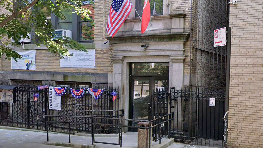 Announcement of the Polish and Slavic Center in New York