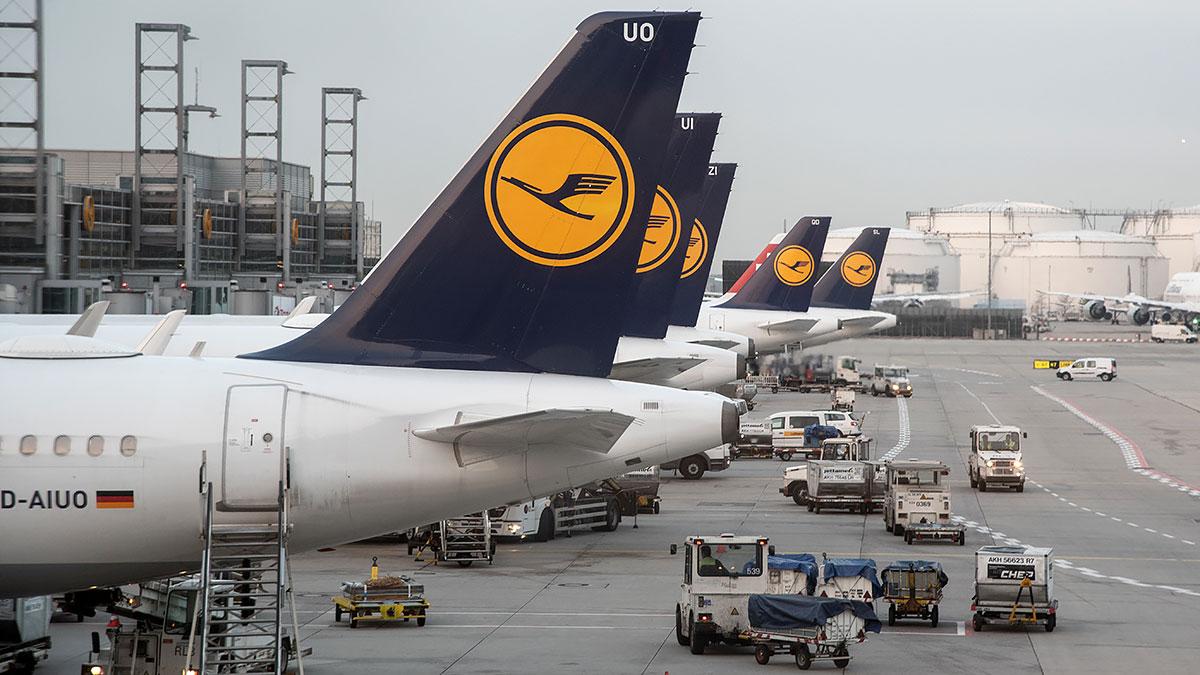 Informacje dla Amerykanów chcących wrócić z Polski przez Frankfurt