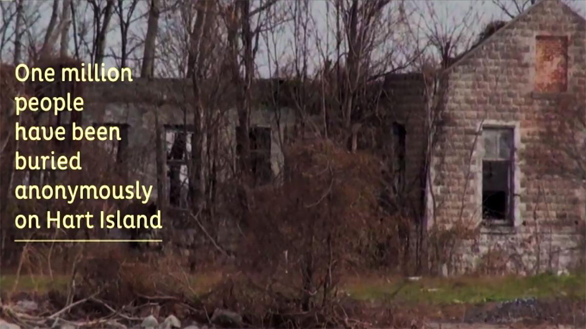 Historia powraca. Znów masowe groby na Hart Island