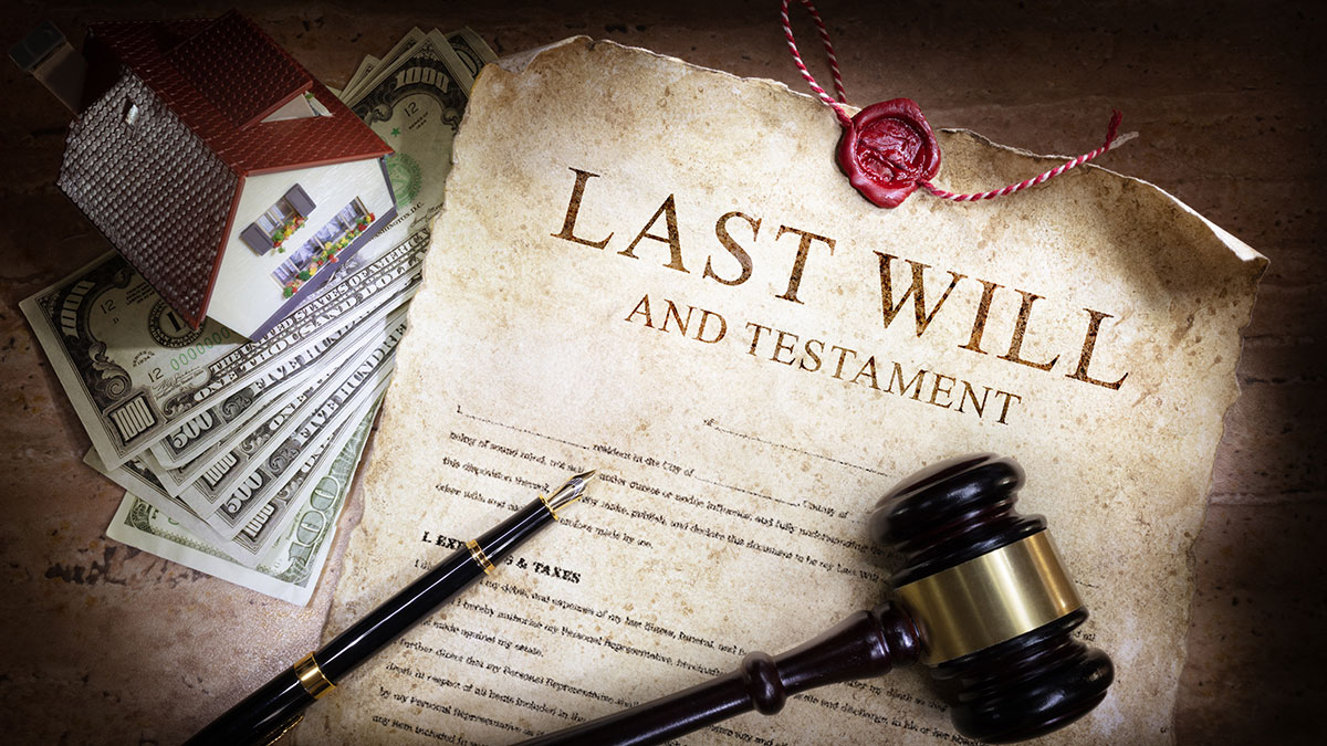 Sprawy spadkowe: przepisanie domu po śmierci męża