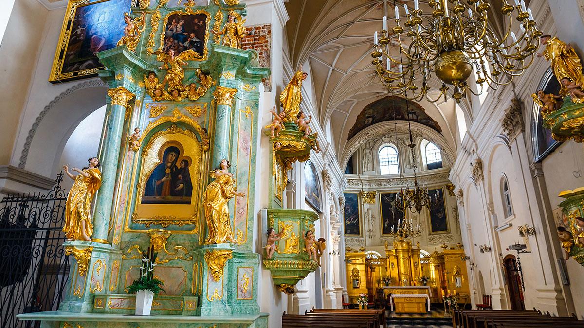 Bez muzyki świeckiej w kościołach Archidiecezji Lubelskiej