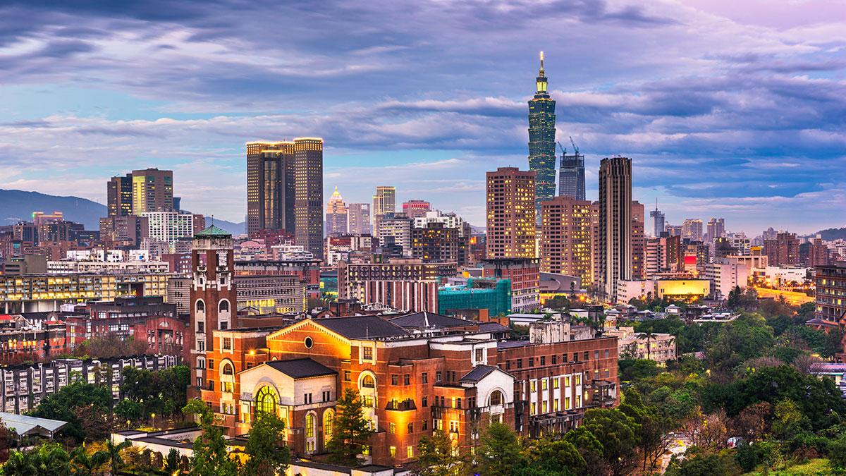 LOT po raz pierwszy w historii poleci do stolicy Tajwanu