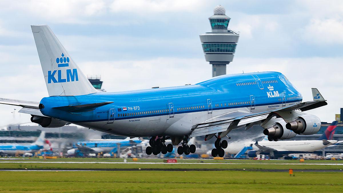 Linie lotnicze Air France i KLM planują wznowić loty z Polski