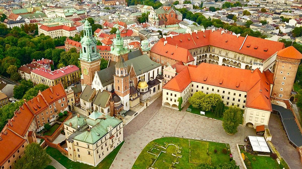 Otwieranie Wawelu
