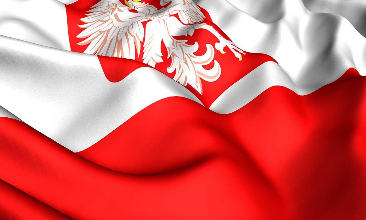 Spalił polską flagę, sparodiował Mszę Świętą