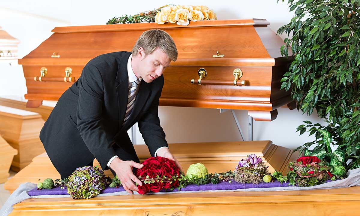 Koronawirusowe problemy firm pogrzebowych