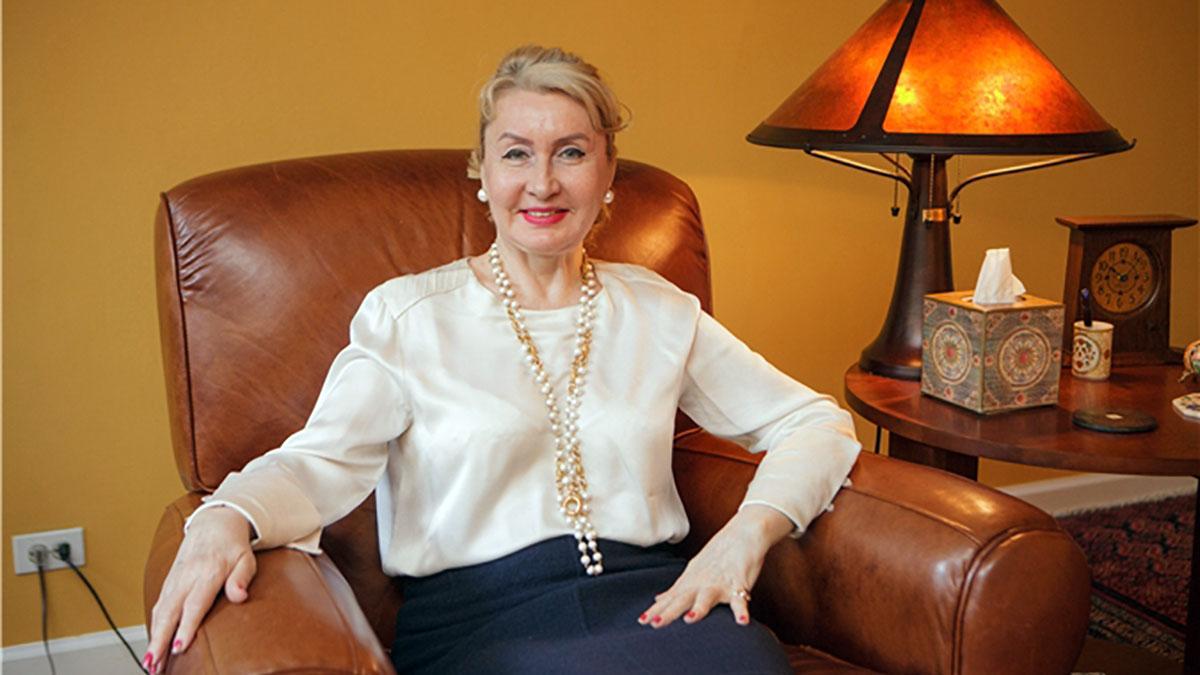 Polski psycholog w Nowym Jorku, Dr Grażyna Przybylska Conroy, PhD, leczy uzależnienia, depresję, lęki, nerwice