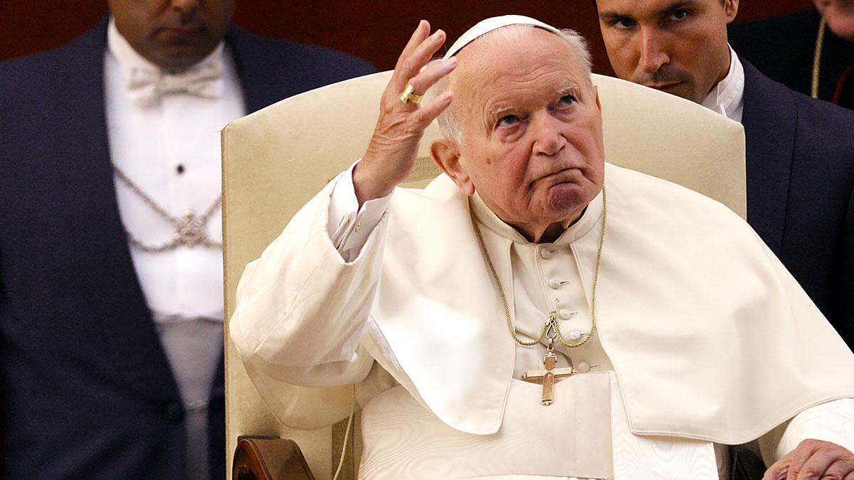 Bogaty program obchodów stulecia urodzin papieża Polaka