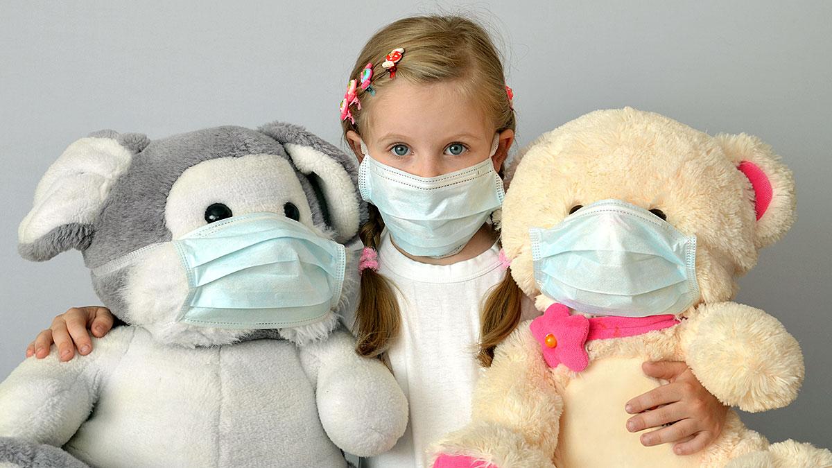 Koronawirus może wywoływać wieloukładowy zespół zapalny u dzieci