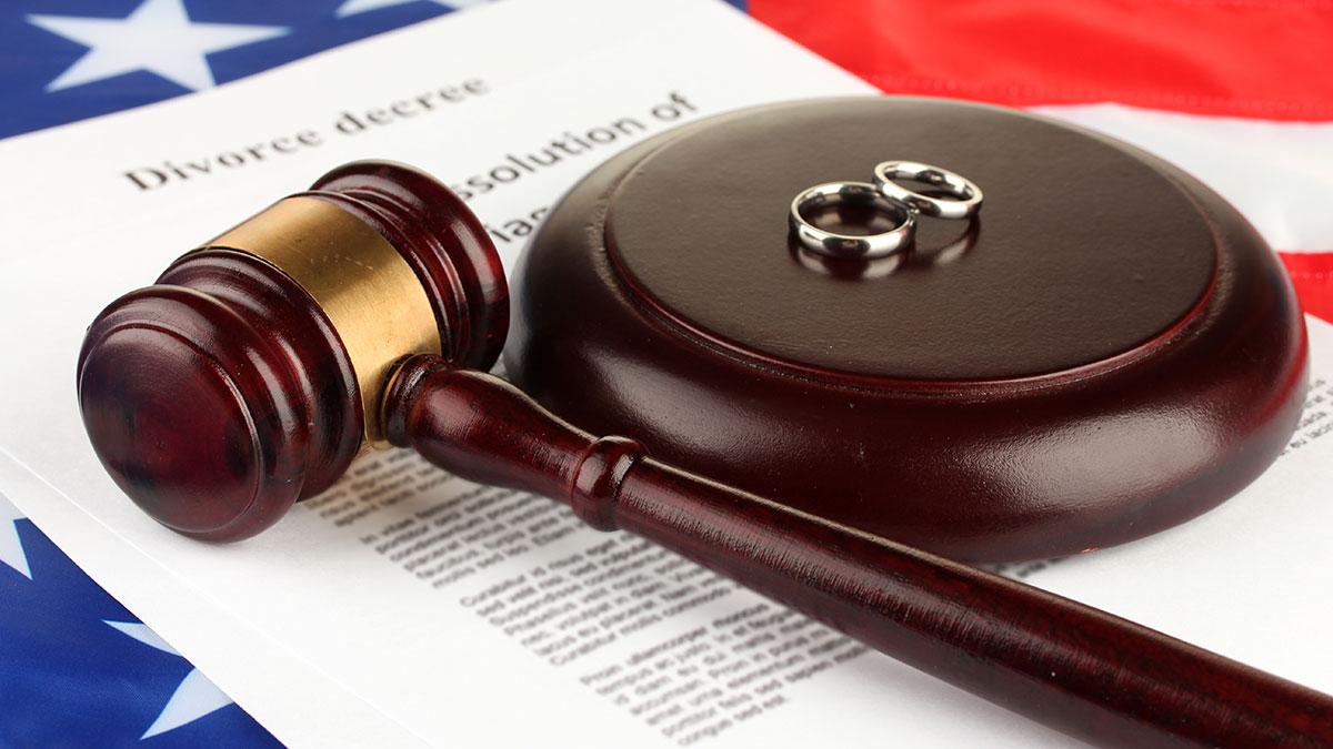 Rozwody w stanie Nowy Jork i w innych stanach