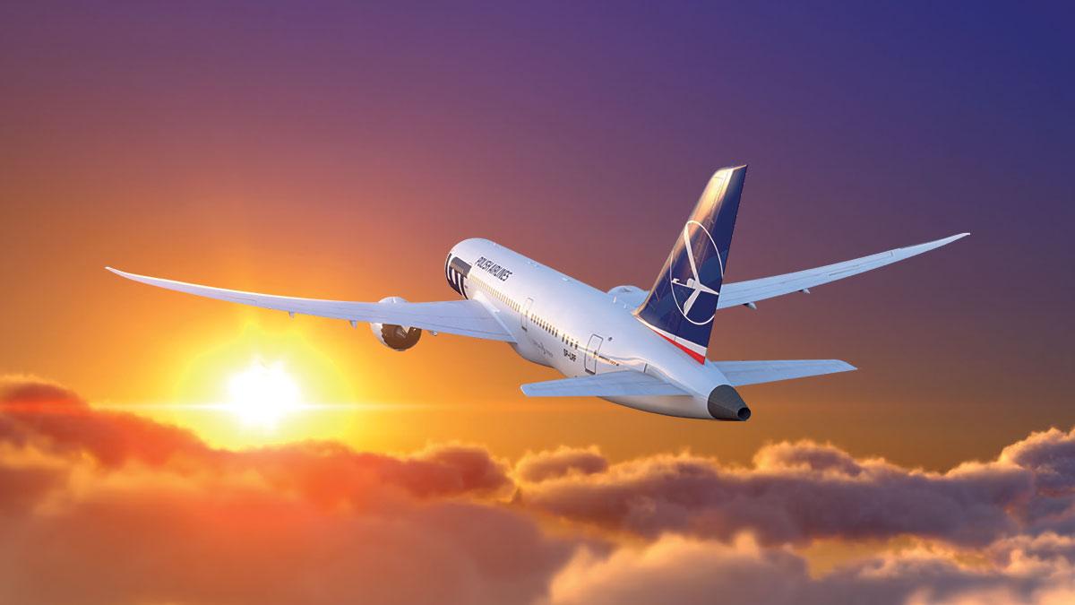 Będzie pomoc publiczna dla LOT Polish Airlines