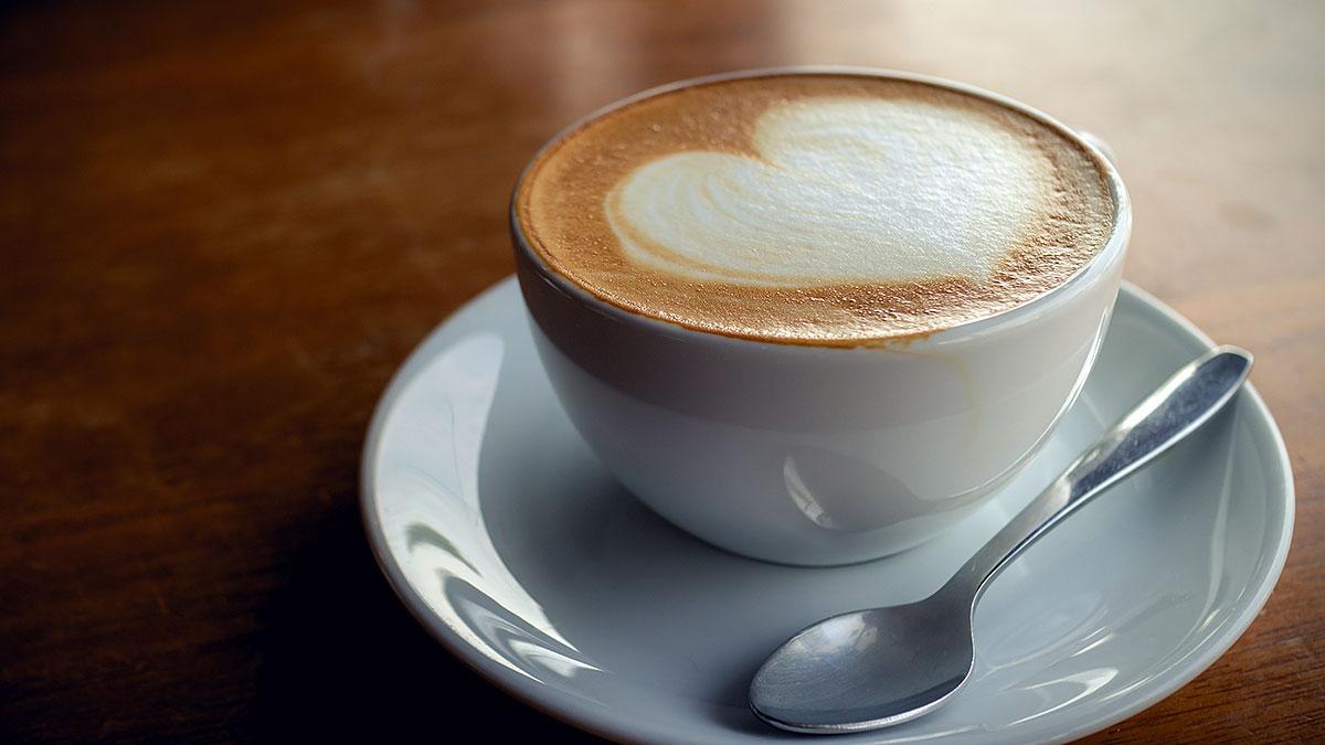 Kawa na sznurku