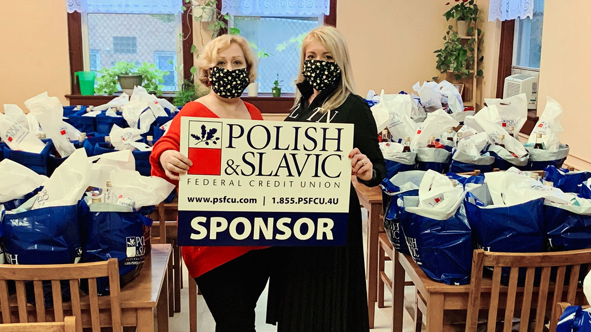 PSFCU Helps the Polish-American Community During Coronavirus Pandemic