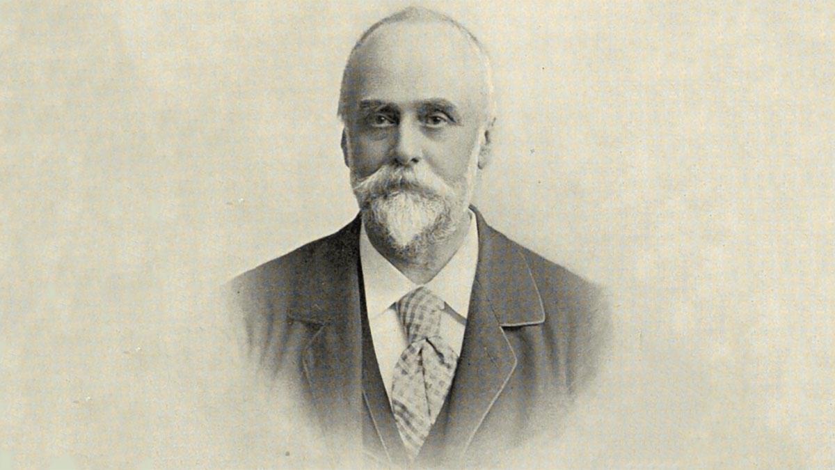 Bronisław Skibniewski - właściciel majątku Balice