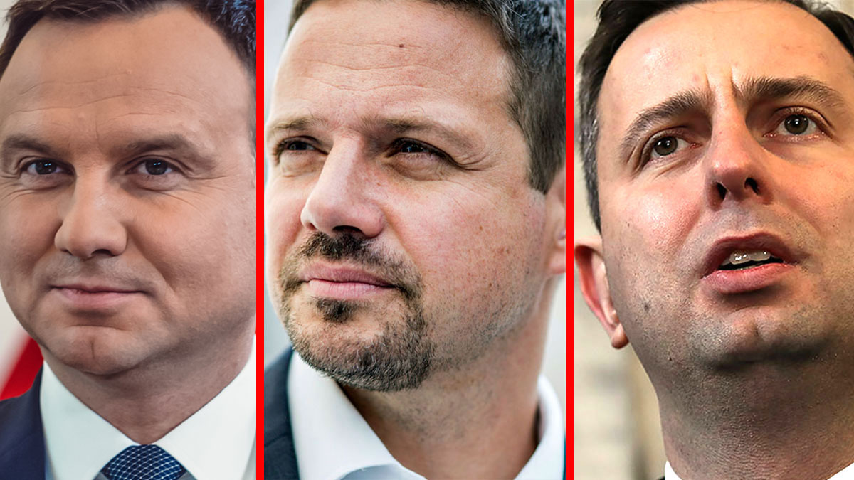 Krakowscy kandydaci na prezydenta