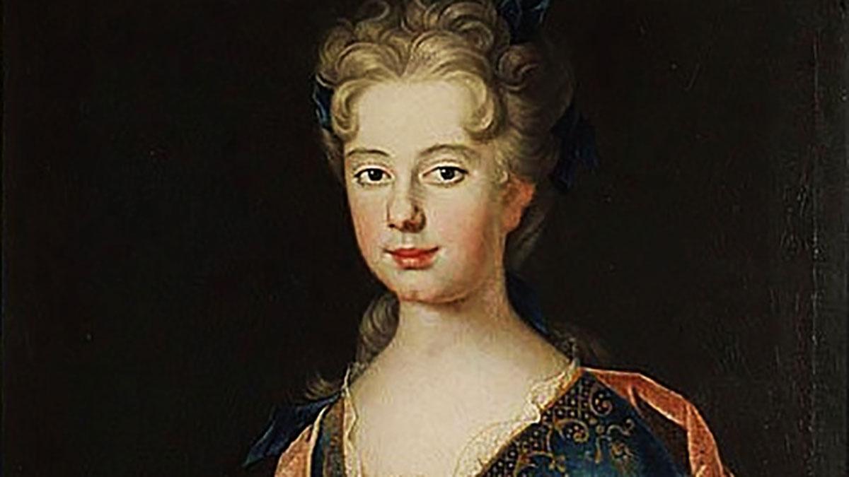 Anna (Marianna) Leszczyńska - księżniczka polska