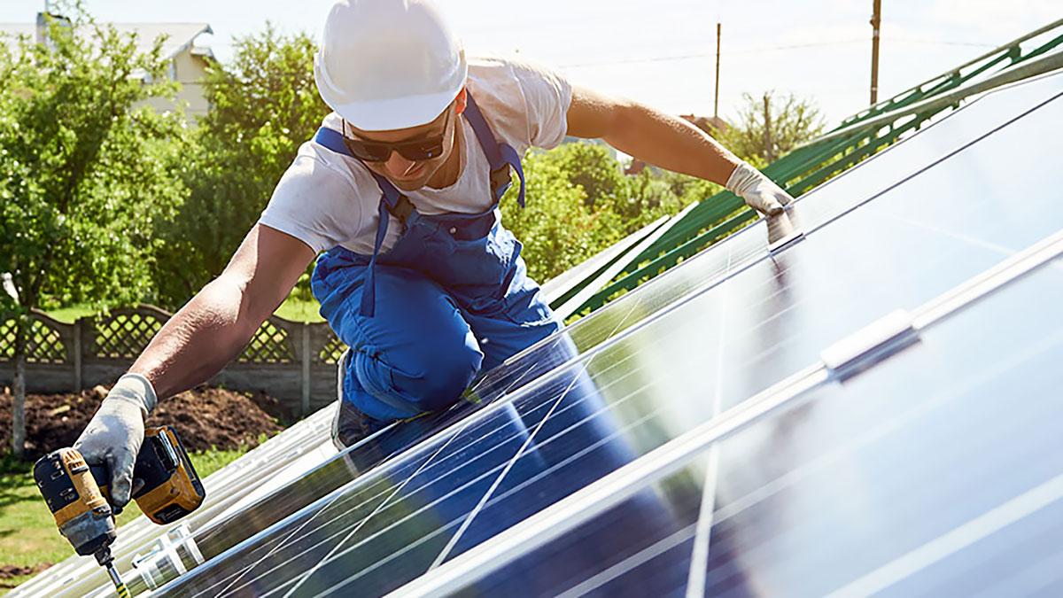 Baterie słoneczne w Nowym Jorku z PR Data Electric